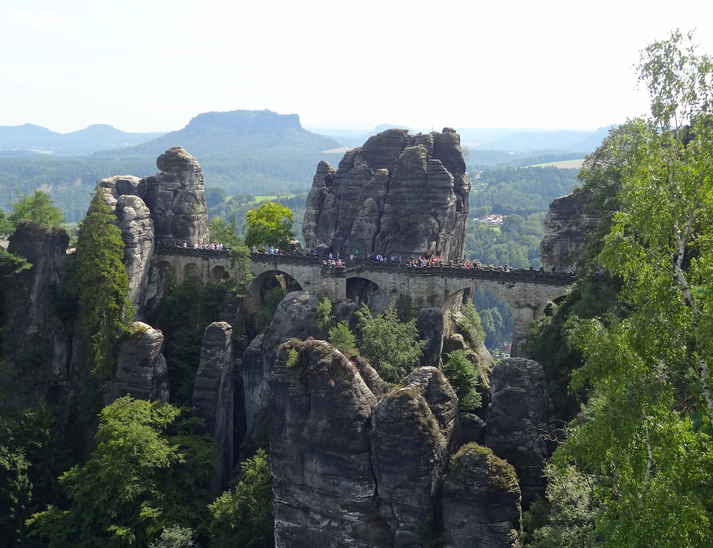 The Bastei