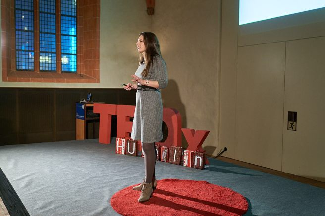 My experience of giving a TEDx talk: the preparation and